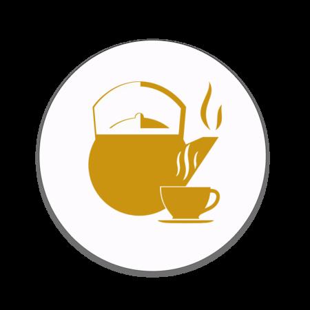 سرویس چای مسی